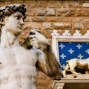 Florentine Icons Art Print
