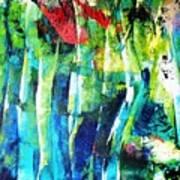 Floresta Amazonica Art Print