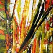 Floresta Vi Art Print