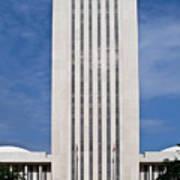 Florida Capitol  Art Print