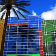 Florida Colors Art Print