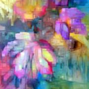Flower 9350 Art Print