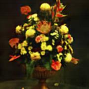 Flower Arrangement Art Print