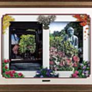 Flower Calendar Art Print