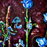 Flower Culture 197 Art Print