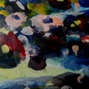 Flower Dreams Art Print