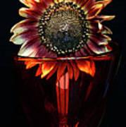 Flower For Foodie #3. Art Print