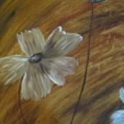 Flower In The Woods Art Print