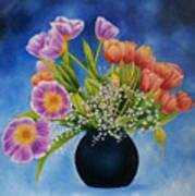 Flower Still Life Art Print