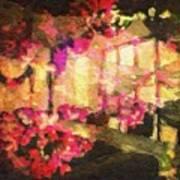 Flower Mix Art Print