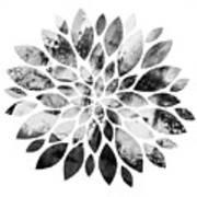Flower Painting 3 Art Print