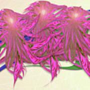 Flower Plant Art Print