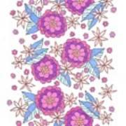 Flower Power 9 Art Print