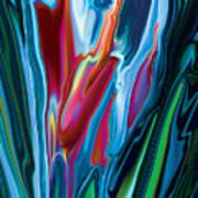 Flower Unknown Art Print