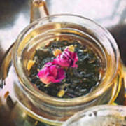 Flowering Tea  Art Print