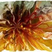 Flowers 002 Art Print