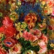 Flowers 1902 Art Print