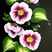 Flowers 27 Art Print