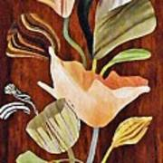 Flowers For Catherine Art Print