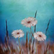 Flowers For Eternity 2 Art Print