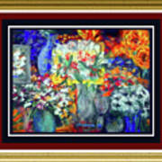 Flowers For You Art Print