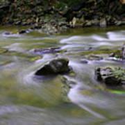 Flowing Water 2 Art Print