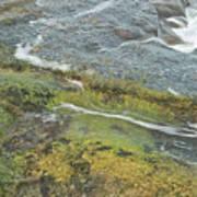 Flowing Water Art Print