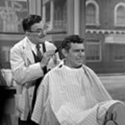 Floyds Barbar Shop Andy Griffith Show Art Print
