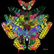 Fly Away 2017 Art Print
