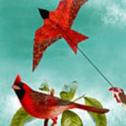 Fly Free Art Print
