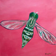 Fly North Art Print