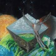 Flycatcher Art Print