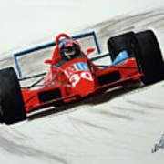 Flying Dutchman - 1990 Art Print
