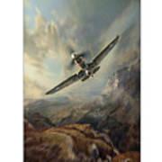 Flying Tigers Xxl Art Print