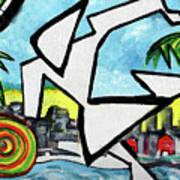 Flyinggurleee Art Print