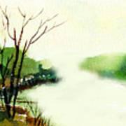 Fog1 Art Print