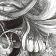 Fomorii Pod Art Print