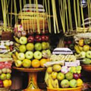 Food In Bali Art Print