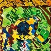 For Harriesvale Mews H B Art Print