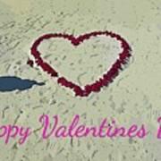 For My Valentine Art Print