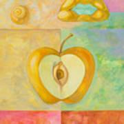 Forbidden Fruit Art Print