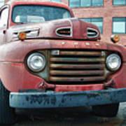Ford 4625 Art Print