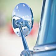 Ford Mirror Art Print