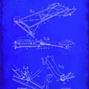 Ford Motor Vehicle Drawing 1b Art Print