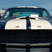 Ford Mustang 2 Art Print