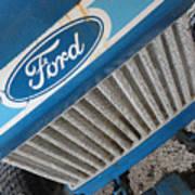 Ford Tuff Art Print