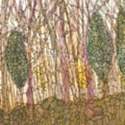 Forest 4 Art Print