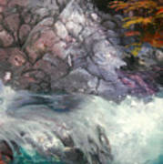 Forest Creek Art Print