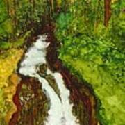 Forest Fall Art Print