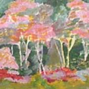 Forest Fantasies Art Print